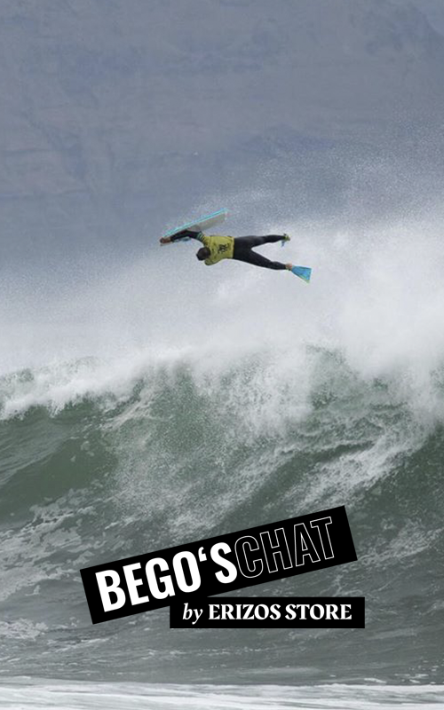 JEFF HUBBARD x BEGO´S CHAT