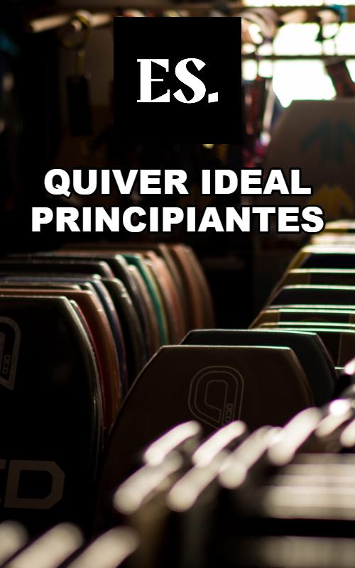 QUIVER IDEAL PARA PRINCIPIANTES